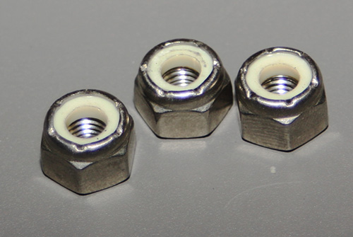 Psa Enterprises Hardware Nuts Elastic Stop Nut
