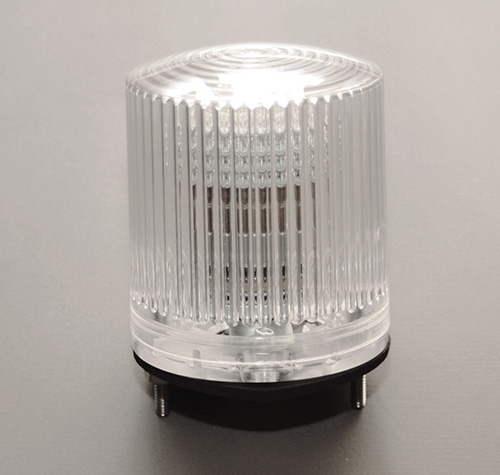 Anti-Collision/Beacon, Clear, LED, 24 Volt, DC