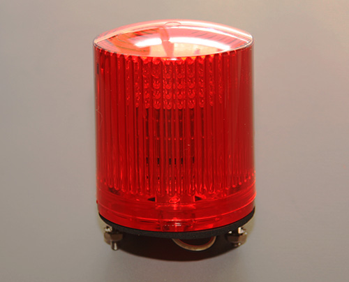 Anti-Collision/Beacon, Red, LED, 24 Volt, DC