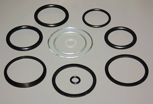 Nose Strut Seal Rebuild Kit, Cessna