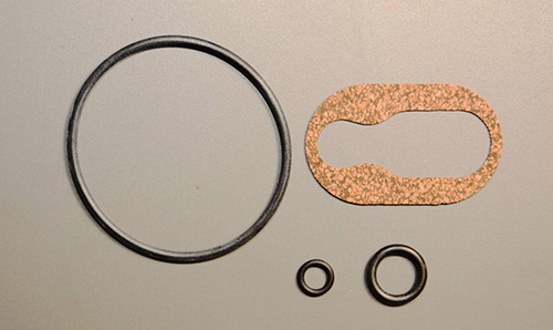 Fuel Strainer Seal Kit, Cessna