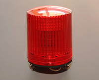 Anti-Collision/Beacon, Red, LED, 12 Volt, DC