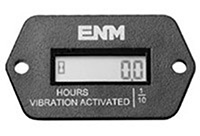 Hour Meter, Vibration Activated
