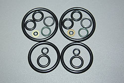 Brake & Master Cylinder Seal Kit, Cessna