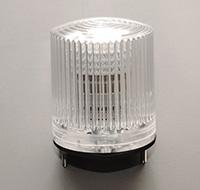Anti-Collision/Beacon, Clear, LED, 12 Volt, DC