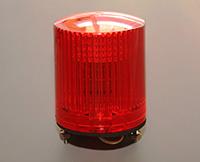 Anti-Collision/Beacon, Red, LED, 12 Volt, DC