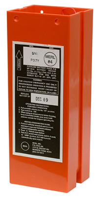 ELT Battery Replacement, Merl (For Narco Model 10)