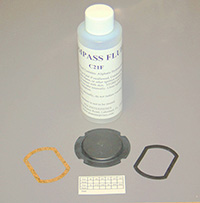 Compass Repair Kit with Fluid (For Airpath)