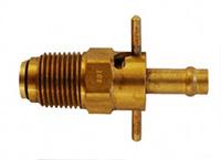 "Valve, Oil Drain 1/2"" NPT x 1.125"" L, Brass"