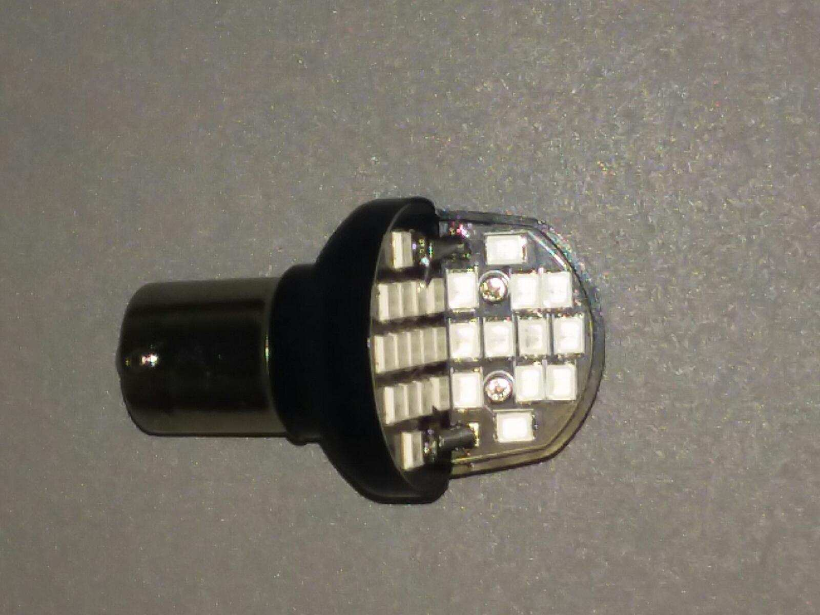 Navigational Lamp, Wing Tip, LED, Green, 14 to 28 Volt, DC