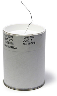 Safety Wire, .025 Stainless
