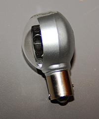 Beacon Lamp, 28 Volt, 43 Watt Rotating